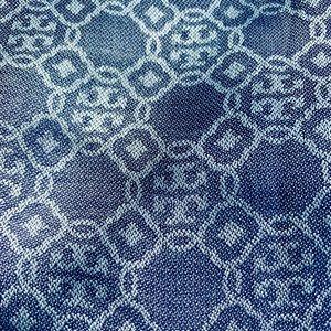 Traveler Logo Jacquard Wool & Silk Scarf 🧣